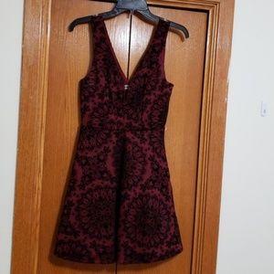 Bailey Blue formal dress
